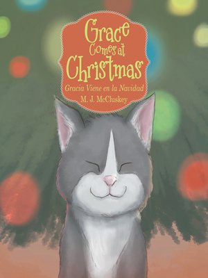 cover image of Grace Comes at Christmas
