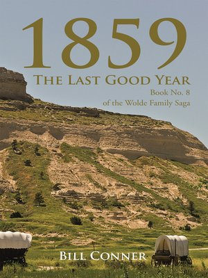 cover image of 1859-The Last Good Year