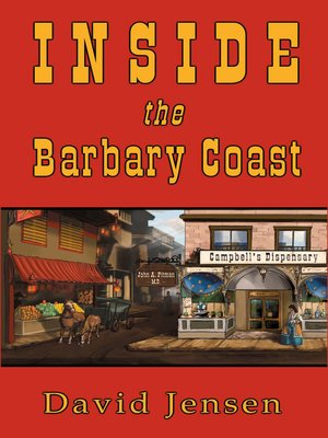 cover image of Inside the Barbary Coast