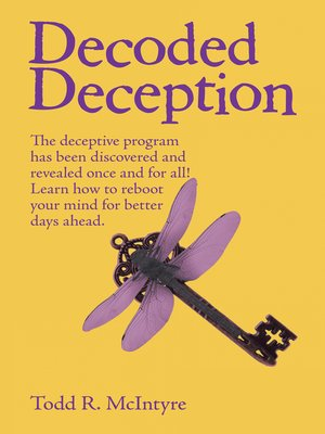 cover image of Decoded Deception