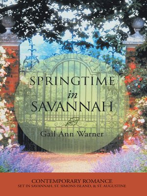cover image of Springtime in Savannah