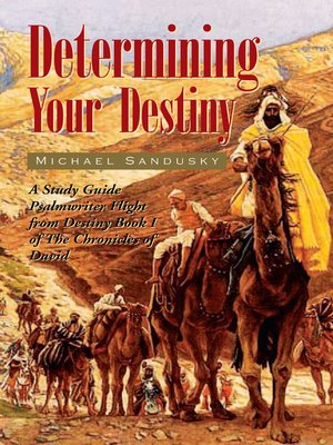 cover image of Determining Your Destiny
