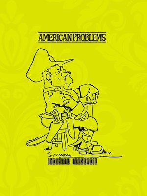 cover image of American Problems