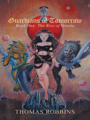 """cover image of """"Guardians of Tomorrow"""""""