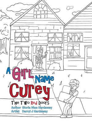 cover image of A Girl Name Curey