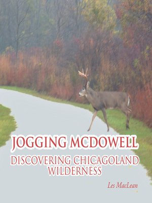 cover image of Jogging Mcdowell