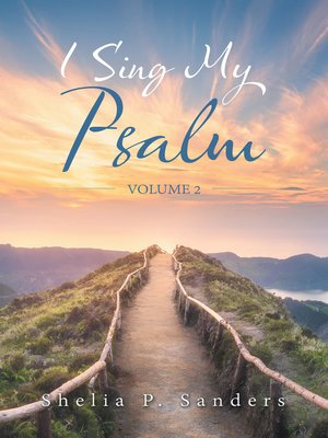 cover image of I Sing My Psalm