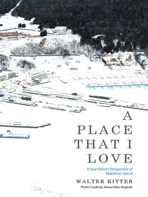 cover image of A Place That I Love