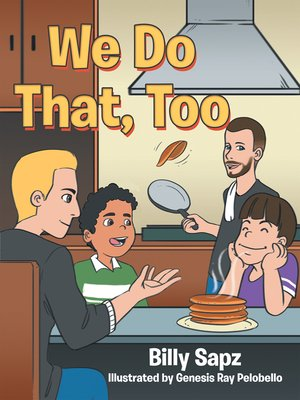 cover image of We Do That, Too