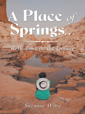 cover image of A Place of Springs . . .