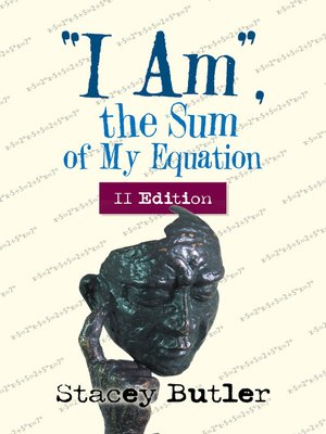 """cover image of """"I Am,"""" the Sum of My Equation"""