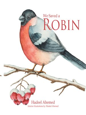 cover image of We Saved a Robin