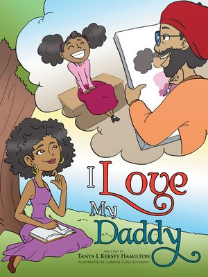 cover image of I Love My Daddy