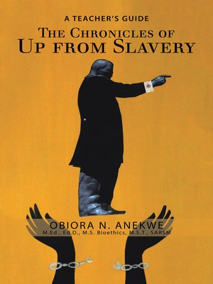 cover image of The Chronicles of up from Slavery