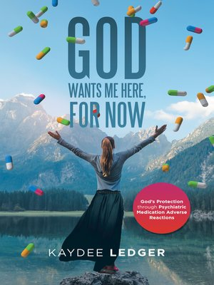 cover image of God Wants Me Here, for Now