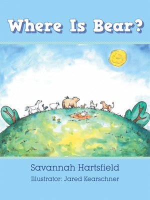 cover image of Where Is Bear?