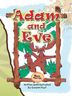 cover image of Adam and Eve