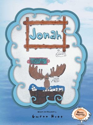 cover image of Jonah