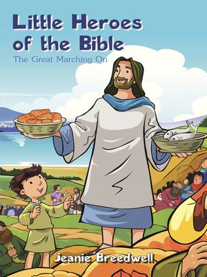 cover image of Little Heroes of the Bible