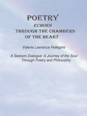 cover image of Poetry Echoes Through the Chambers of the Heart