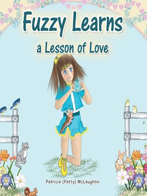 cover image of Fuzzy Learns a Lesson of Love