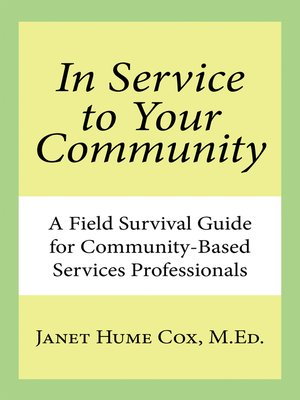 cover image of In Service to Your Community