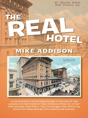cover image of The Real Hotel
