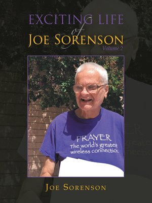 cover image of Exciting Life of Joe Sorenson