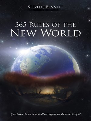 cover image of 365 Rules of the New World