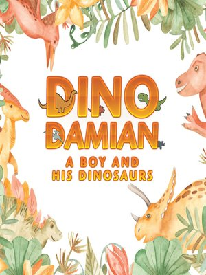 cover image of Dino Damian