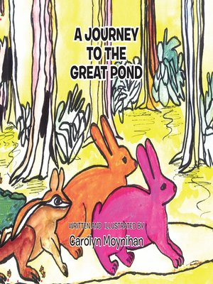 cover image of A Journey to the Great Pond
