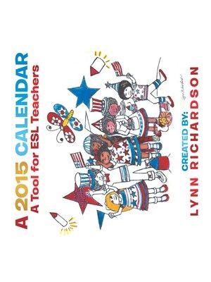 cover image of A 2015 Calendar
