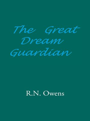 cover image of The Great Dream Guardian