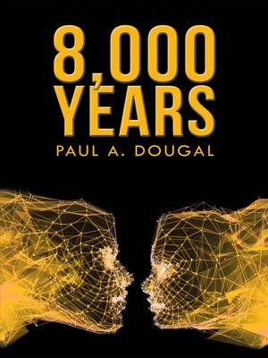 cover image of 8,000 Years