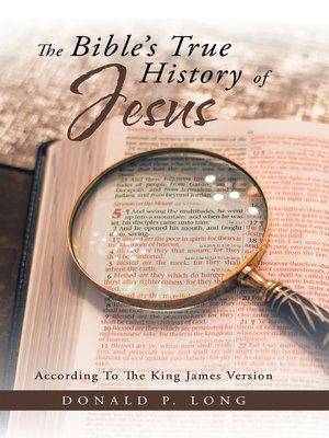 cover image of The Bible's True History of Jesus
