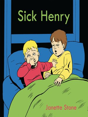 cover image of Sick Henry