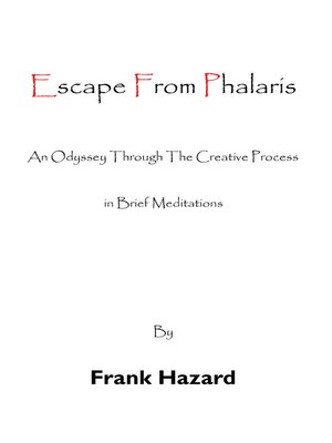cover image of Escape from Phalaris