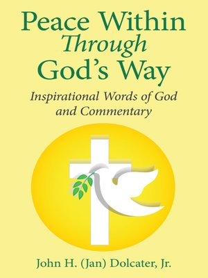 cover image of Peace Within Through God's Way