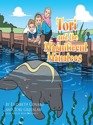 cover image of Tori and the Magnificent Manatees