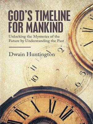 cover image of God's Timeline for Mankind