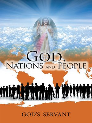 cover image of God, Nations and People