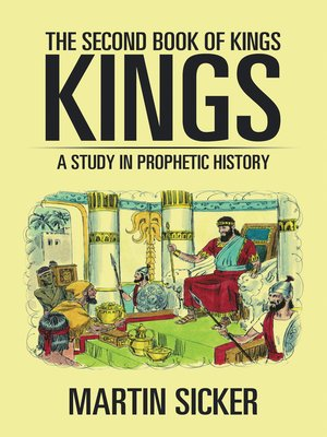 cover image of The Second Book of Kings