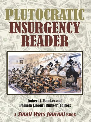 cover image of Plutocratic Insurgency Reader