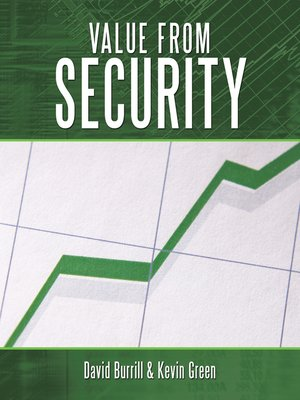 cover image of Value from Security