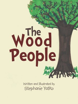 cover image of The Wood People