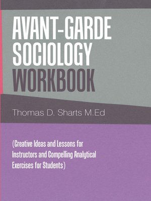 cover image of Avant-Garde Sociology Workbook