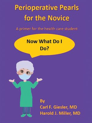 cover image of Perioperative Pearls for the Novice