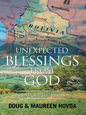 cover image of Unexpected Blessings from God