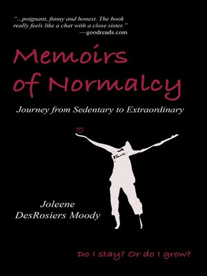 cover image of Memoirs of Normalcy