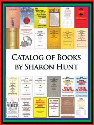 cover image of Catalog of Books by Sharon Hunt